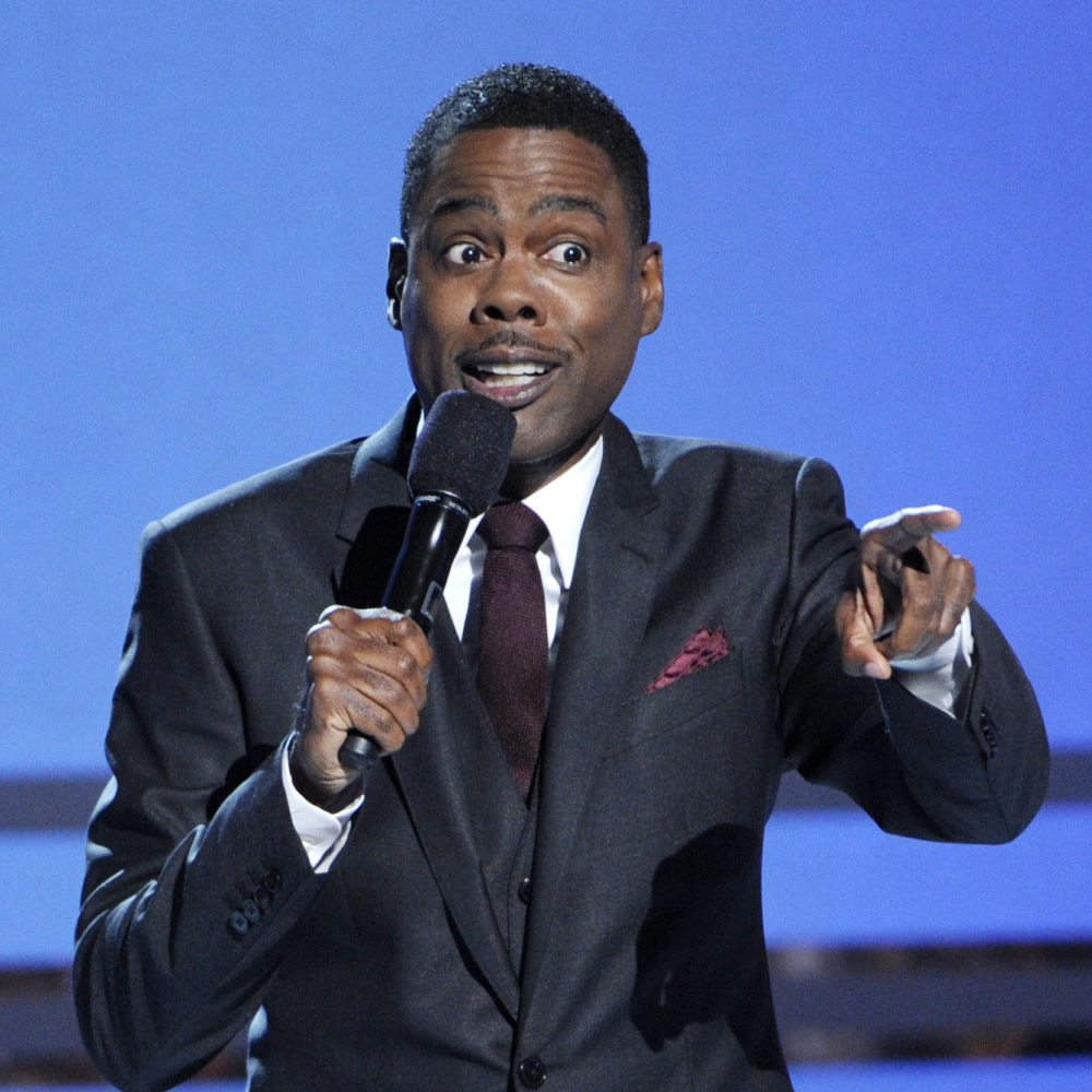 Chris Rock Performance