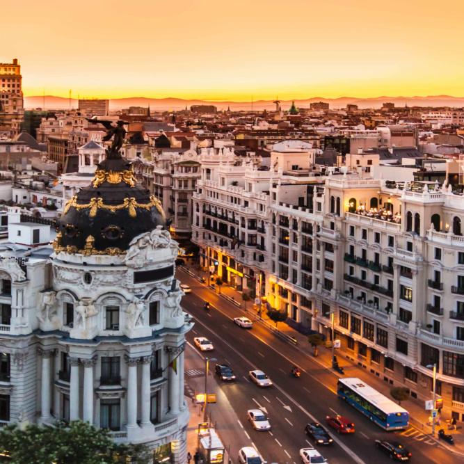 Madrid Alder Koten