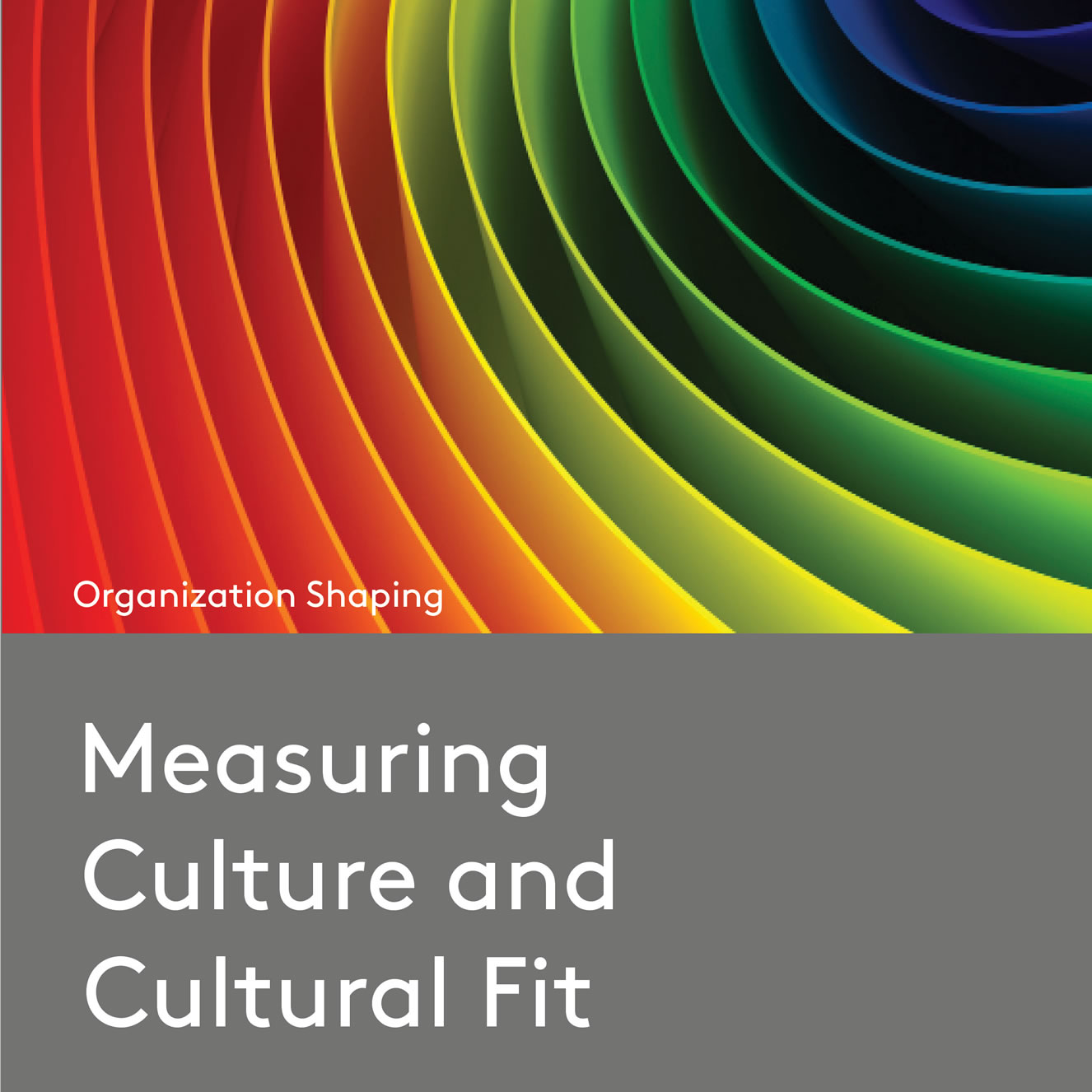 Measuring Corporate Culture Cover