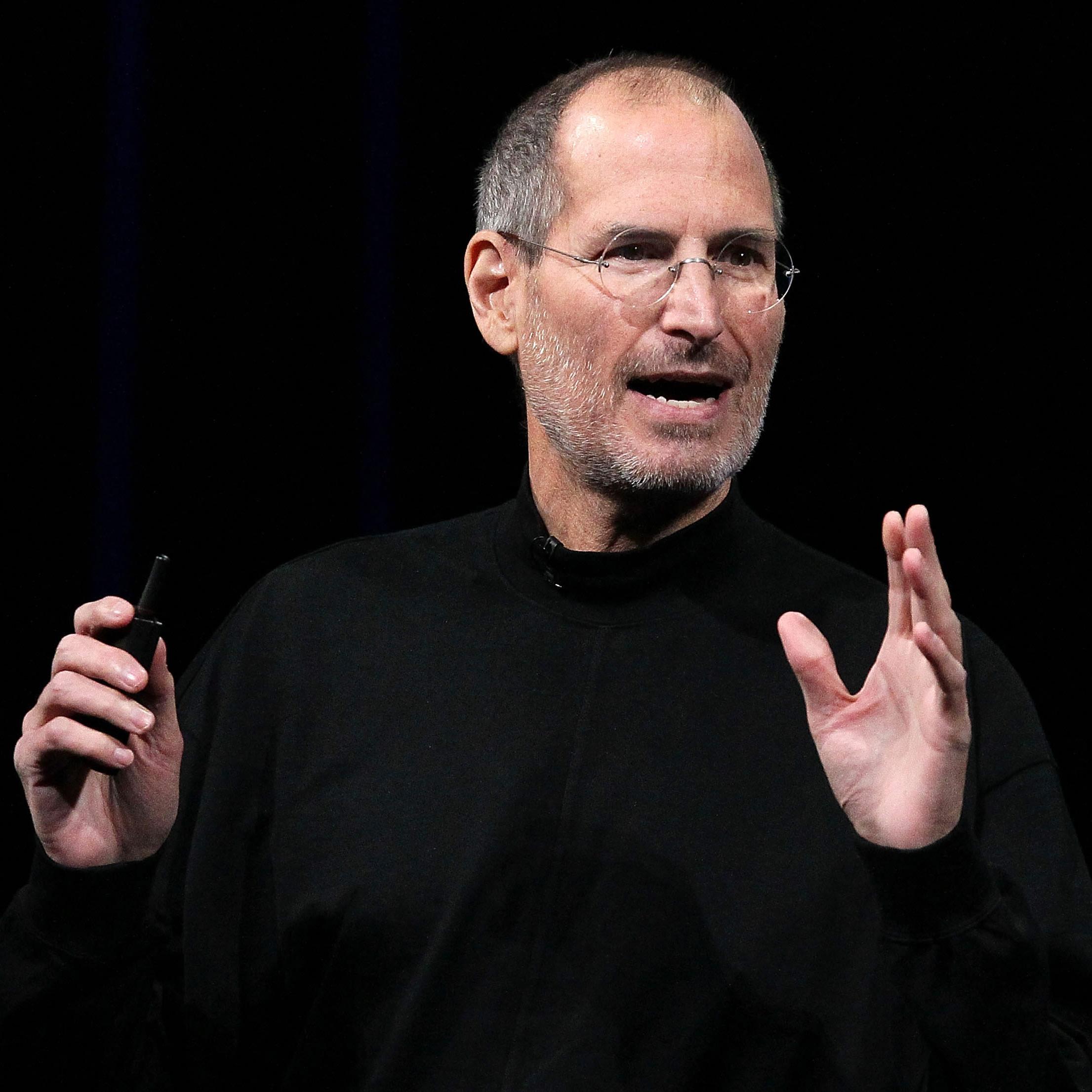 Steve Jobs Presentations