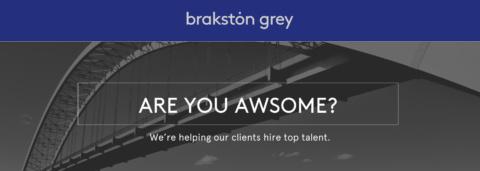 Brakston Grey Jobs